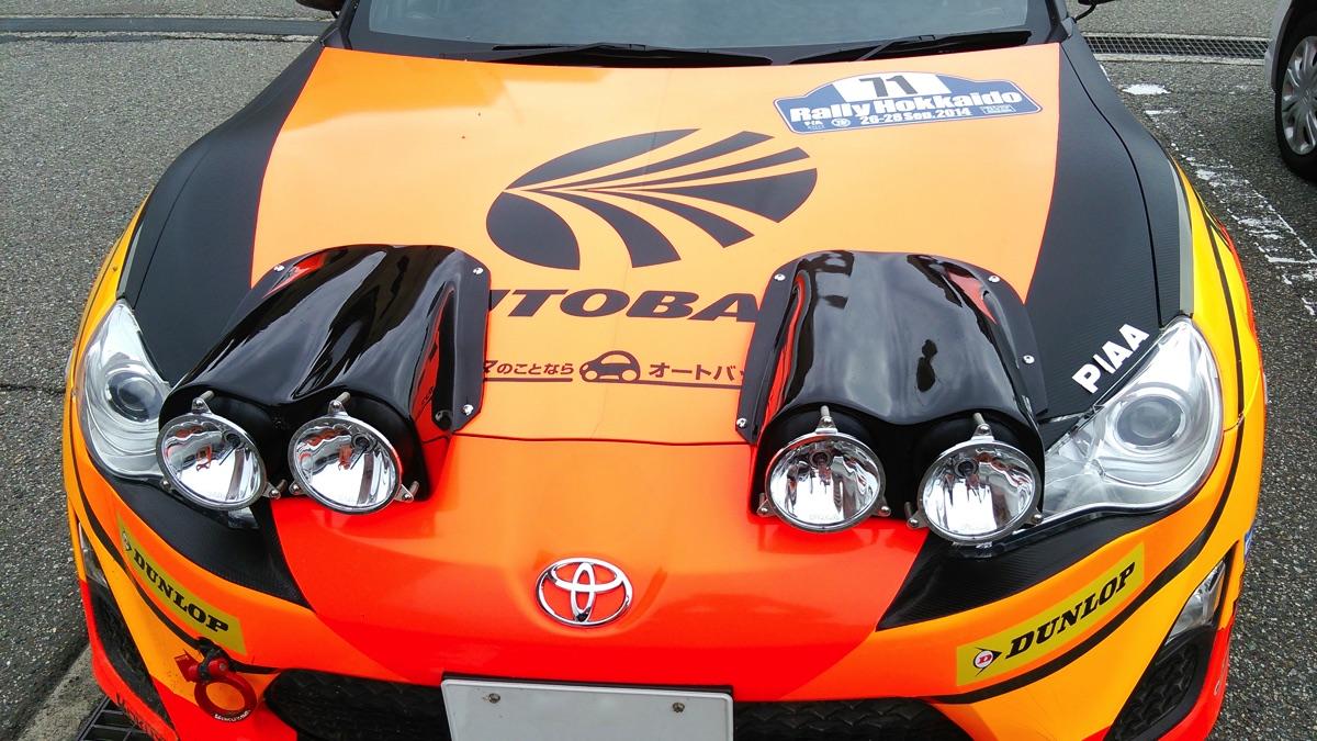 トヨタ86(ZN6)